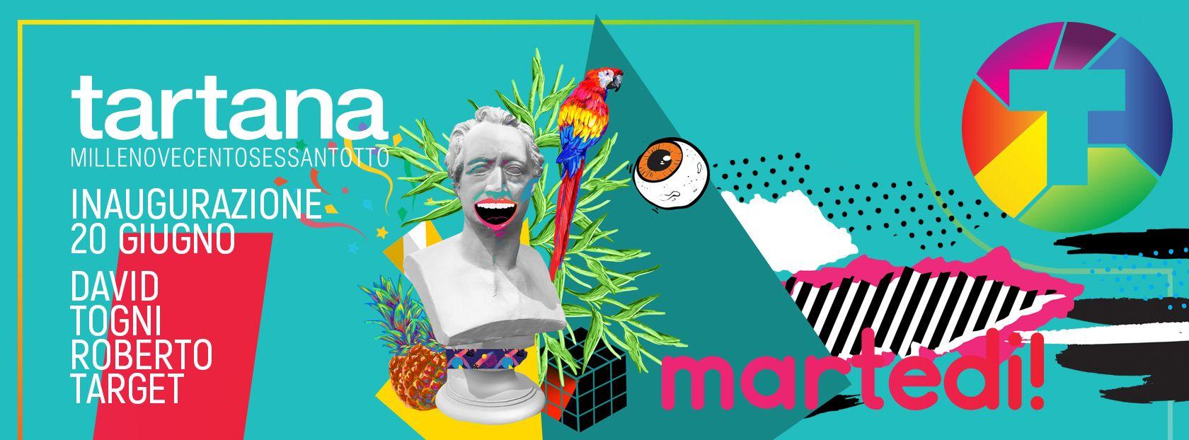 - Inaugurazione MARTEDI Tartana