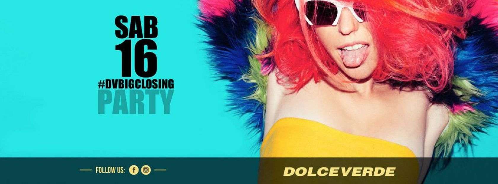 DOLCEVERDE - Big Closing Party