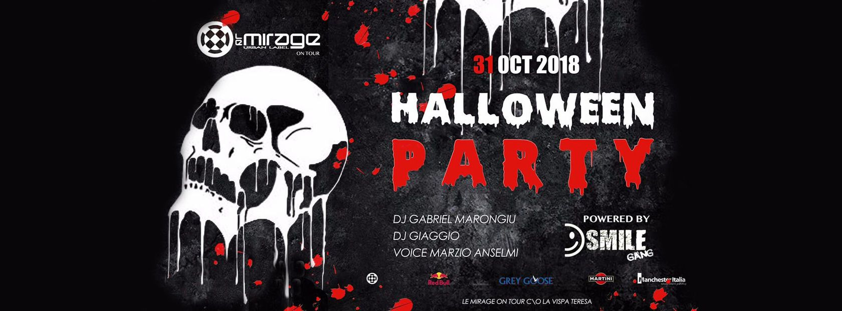 Halloween Party | le Mirage