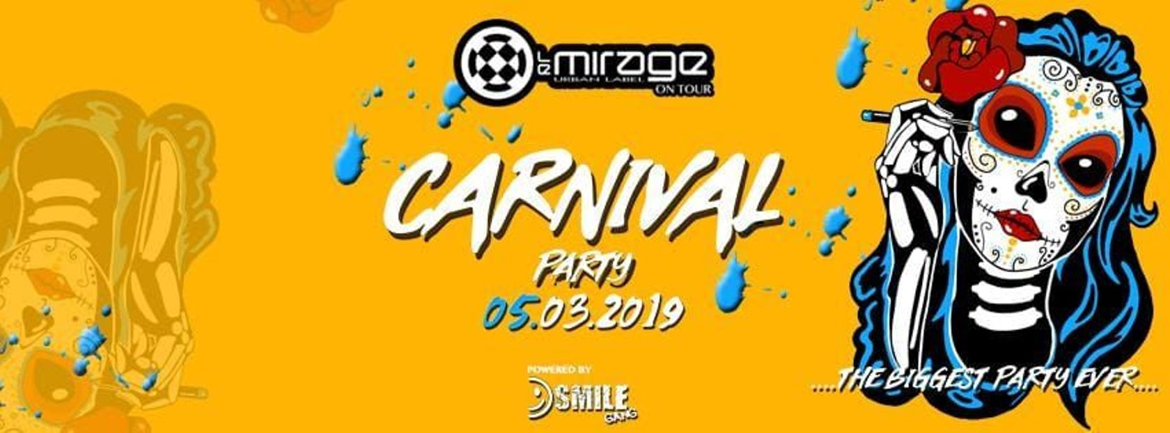 Carnival Party - Lemirage on TOUR