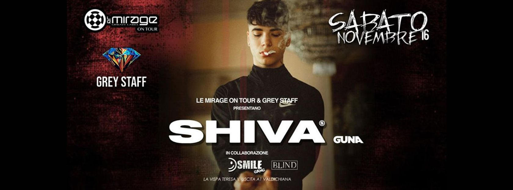 Le Mirage - Special guest Shiva