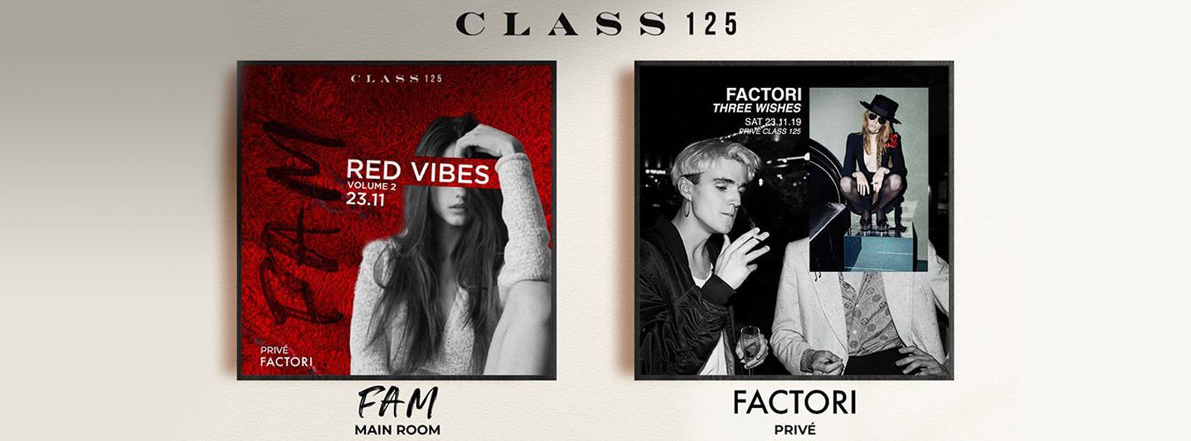Fam - Red Vibes | Factori Prive