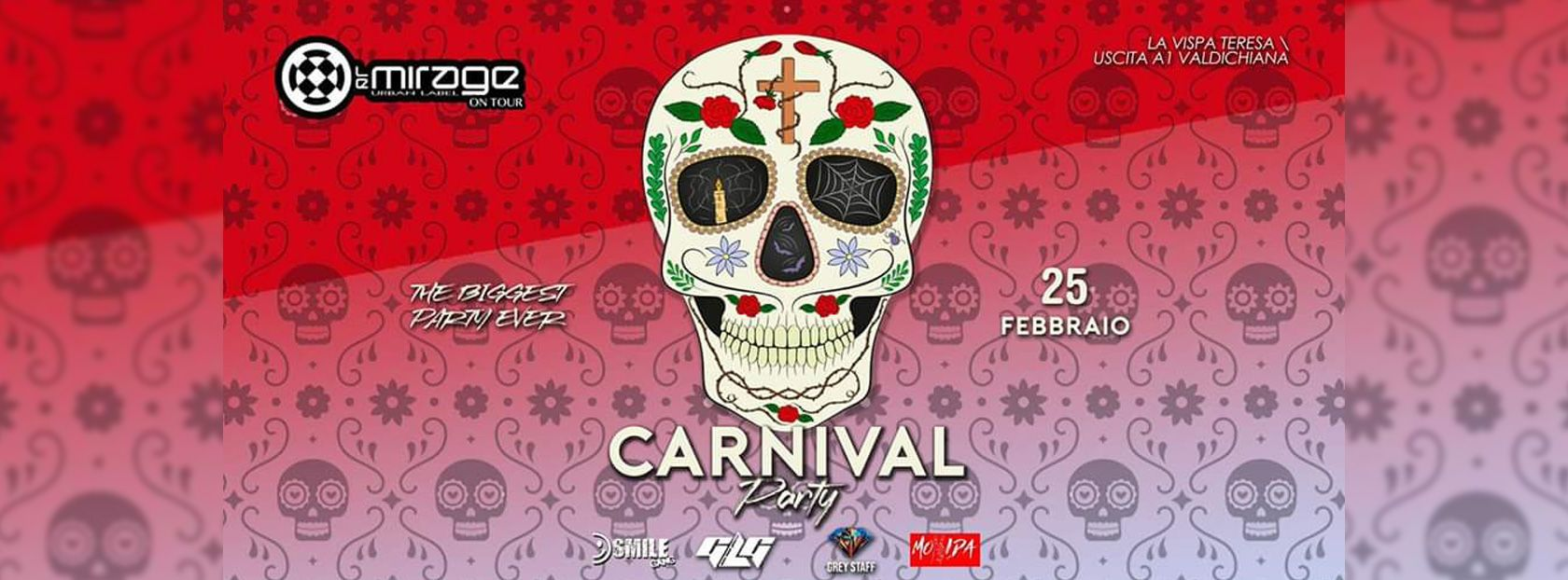 Carnival Party | Le Mirage On Tour